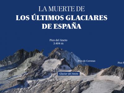 La mort dels últims glaciars d'Espanya